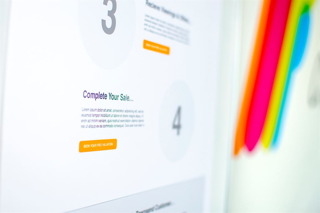 Five easy ways to create more sales from your website